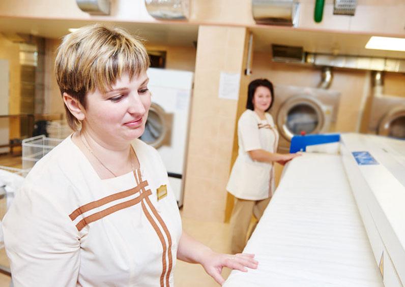 On-premise laundry